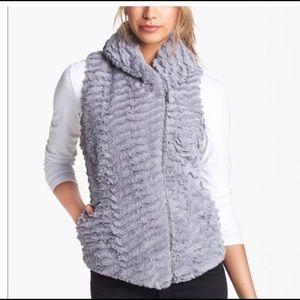 PATAGONIA 'Pelage' Fleece Vest Sz XL